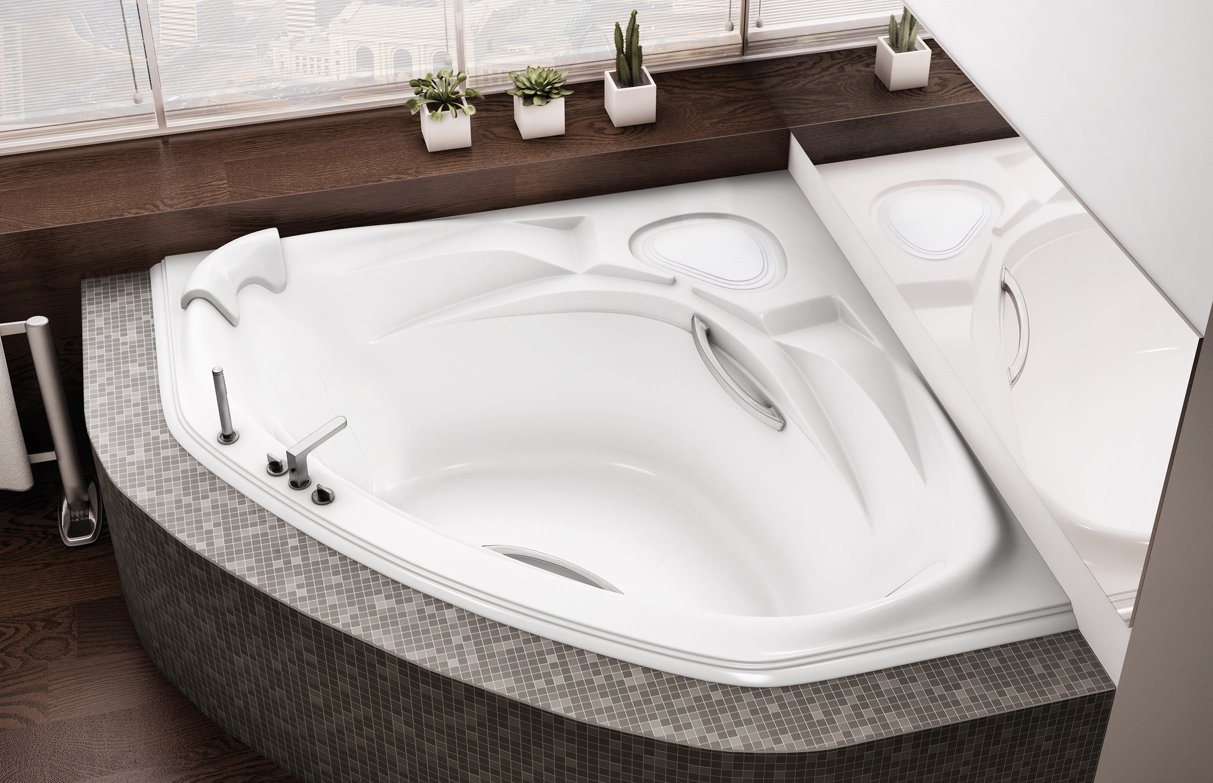 Beautiful Maax Jetted Tubs Image - Bathroom and Shower Ideas ...