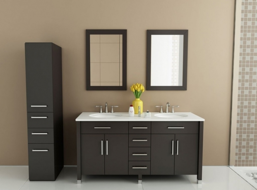 Unassembled Bathroom Vanity Cabinets Furniture Ideas For Home Interior