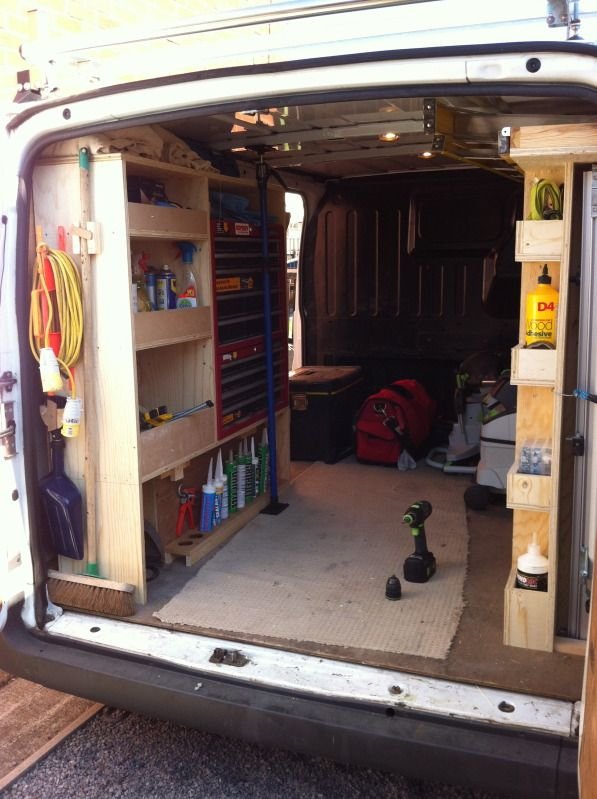 Pull Out Van Racking P52 About Remodel Excellent Home Decorating Ideas with Pull Out Van Racking
