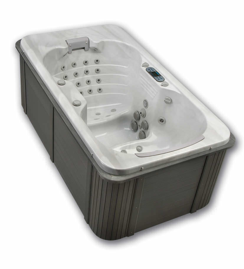 Indoor hot tub 2 person  Spectacular 2 Person Spas And Hot Tubs P17 In Creative Home ...